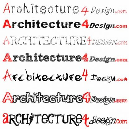download architectural sketch fonts