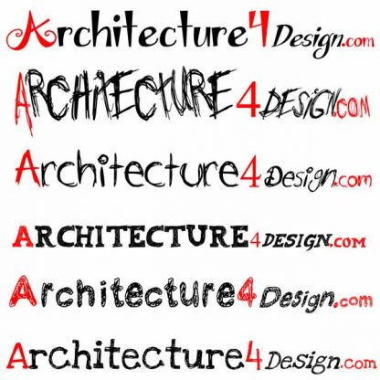 architectural lettering fonts
