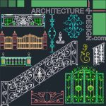 stair railing, deck railing design, forged wrought iron gates design