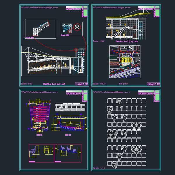 how to design a cinema