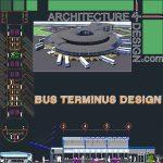 Bus terminal architecture design