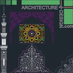 Islamic decoration pieces AutoCad DWG collection