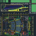 Auditorium plan design