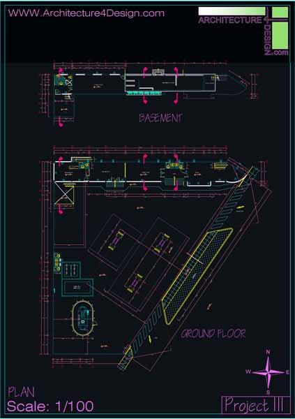 fule station design