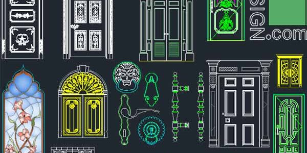 1100 door, window and decorative hardware designs collection