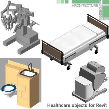 Revit medicine families