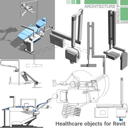 revit families for dentistry