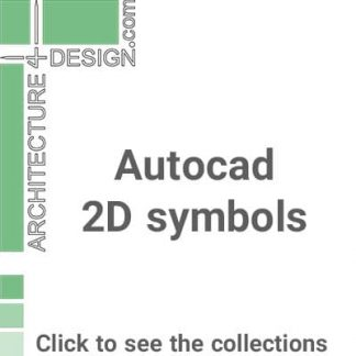 Autocad 2D symbols