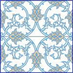 Arabesque motifs