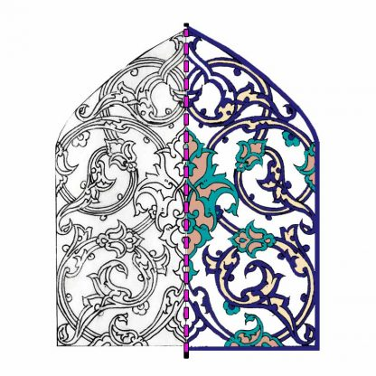 Design decorative motifs