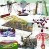 Amusement rides SketchUp models