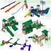 sketchup models of playground seesaw